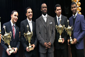2012 Phenomenal Man Awards